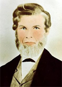 <I>Bessonett:</I>  George Murray Bessonett of Natchez, Mississippi. About 1840.
