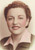 <I>Fox:</I> Velma May Fox about 1950, Memphis, Tennessee